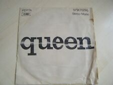 "Queen We Are The Champions/We Will Rock You / EMI PEPITA 7"" Single Hungary"