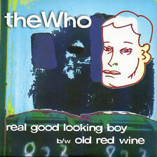 ★☆★ CD Single The WHO Real good looking boy - Old red wine - 2-track CARD SL ★☆★