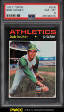1971 Topps Bob Locker #356 PSA 8 NM-MT (PWCC)