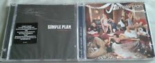 SIMPLE PLAN-3 CD COLLECTION-STILL NOT GETTING ANY,NO PADS, NO HELMETS.,MTV HARD