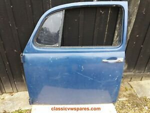 CLASSIC VW BEETLE 1967 ONLY PASSENGERS N/S Near Side COMPLETE DOOR, KT6 COLLECT