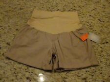 NEW a:glow Womens Maternity Shorts Size 2 MSRP $44