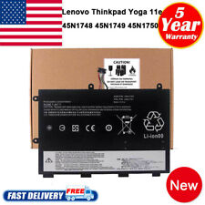 Battery For Lenovo ThinkPad Yoga 11E Serie 20D9A 45N1748 45N1749 45N1750 45N1751