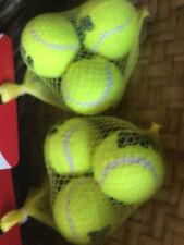 "KONG AIR SQUEAKER MINI SMALL 2"" Tennis Balls 6 BALLS"