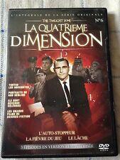 la quatrième dimension DVD 6  3 épisodes la série mythique années 60 !