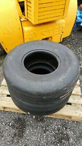 2 New Goodyear Farm Utility Tires 14L-16.1SL (x2)