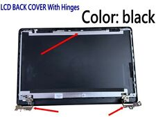 HP 15-BS020wm 15BS212wm 15-BS289wm LCD BACK COVER and Hinges Color Black