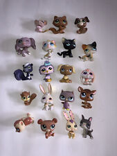 Petshop Lot figurines chien chat Etc .. LPS Pet Shop RARE