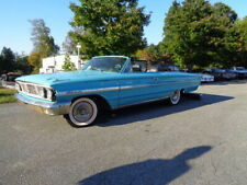 1964 Ford Galaxie 500 Z Code 4 Speed Convertible