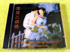 The Best Erhu Love Melodies ~ Music CD ~ Chinese Violin