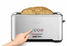 Toaster Breville BTA730XL 4 Slice Bake Grill Cooking Sandwich Bread Bakery Tool
