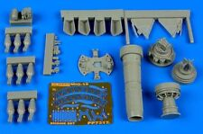 Aires 1/72 Mikoyan MiG-15bis Engine Set for Eduard kits # 7317