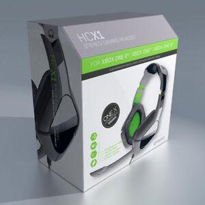 Microsoft Xbox One HC-X1 Wired Stereo Gaming Headset/Headphones PC Phone NEW