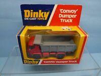 DINKY 382 'CONVOY' DUMPER TRUCK - MINT in original Excellent BOX