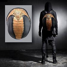 New 1X 3D Fashion Snake Backpack Bag Rucksack Spike Shoulder Travel Hiking Sport