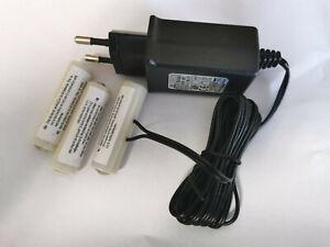Batterie Ersatz Netzgerät Netzteil für 3 AA Batterien 4,5V Ausgang Netzadapter