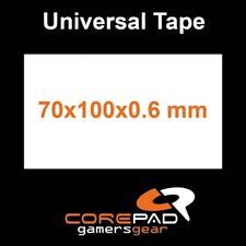 Corepad Skatez UNI S1 Replacement Mouse Feet Teflon PTFE DIY universal use