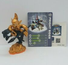 Skylanders Giants Halloween Fright Rider Frito Lay Chase Variant Figure + Card
