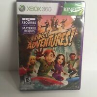 [Brand New and Sealed] Kinect Adventures for the Xbox 360