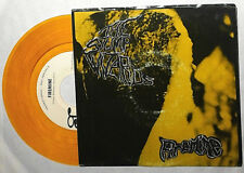 "THE STUMP WIZARDS FIREMINE 7 "" SINGLE GELBES VINYL YELLOW WAX COLOURED"