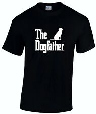 Mens LABRADOR TShirt - DOG FATHER T Shirt Lab Funny Clothing Dad Gift