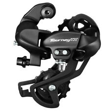 New Shimano Tourney RD-TX800 7/8 Speed MTB Bicycle Rear Derailleur-Long Cage