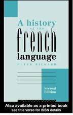 A HISTORY OF THE FRENCH LANGUAGE - NEW PAPERBACK BOOK