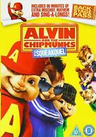 Alvin and the Chipmunks: The Squeakquel, Acceptable, DVD, FREE & FAST Delivery