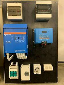Victron Off Grid power system 3000VA 48V High Quality Build, Best On Ebay