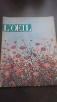OJO Revista de Arte N º 95 1962 IN Folio Buen Estado