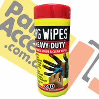 Cleaning Wipes / Big Wipes Industrial 40pk Multi-Cleaning Wipes - FREE DELIVERY!