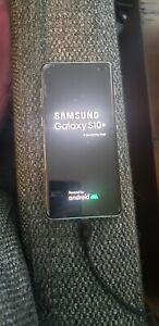 Samsung Galaxy S10+ SM-G975U - 128GB - Prism White (AT&T) (Single SIM)