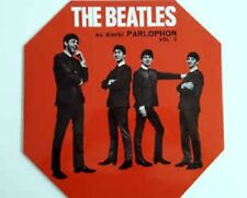 The Beatles su dischi PARLOPHONE Vol 3 Orange Vinyl LP Italian SINGLES NEUF Comme neuf