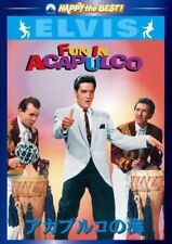 ELVIS PRESLEY-FUN IN ACAPULCO-JAPAN DVD C75