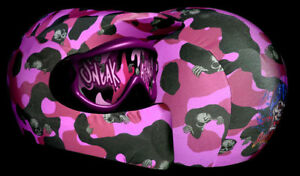 SkullSkins Motocross ATV Off Road Motorcycle Helmet Cover