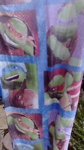 Single bed Duvet Teenage Mutant Ninja Turtles + 1 Pillar Case