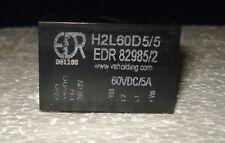 Full Bridge H-Driver 60Vdc/5A,5Vcs and 5Vcc Edr/Vsholding New