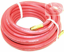 "2 NEW 50 Ft 1/4"" Goodyear Rubber Air Hose"