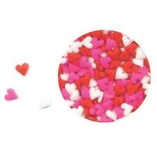 MINI HEARTS Edible Confetti Sprinkles by CK Products - cake/cupcake/pops