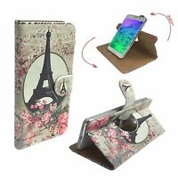 Mobile Phone Wallet Case For Huawei Y6 - Paris Roses M