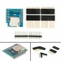 5x Micro SD TF Carte Reader Module Pour D1 Mini WIFI Bouclier Expansion Board