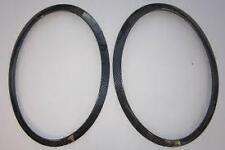 Headlight Black Trims Set Genuine Mini F55 F56 F57 JCW 51712355791 51712355798