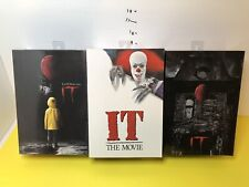 IT Pennywise Neca Figures Lot Of 3