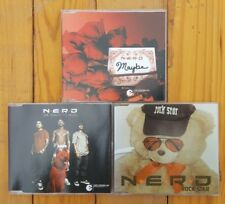 N.E.R.D - 3 × CD Singles 2002-2004 Rap Hip-Hop Pharrell