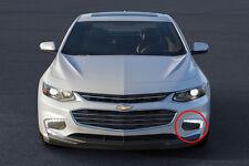 Driver Seat LH LED Fog Lamp Light Cover Molding For Chevrolet 2016 2017 Malibu