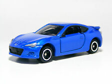 TOMICA 1:60 Subaru BRZ 2012 Blue NO.120 Diecast Miniature Car Takara tomy