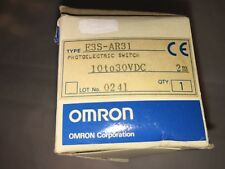 New Omron Photoelectric Switch (#E3S-AR31)