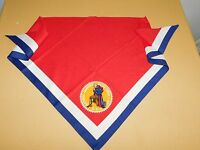 VINTAGE BSA BOY SCOUTS OF AMERICA 1950 NECKERCHIEF VALLEY FORGE NATL JAMBOREE