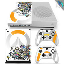 Xbox One S Skin Decal Wrap Vinyl Sticker CONSOLE + CONTROLLERS
