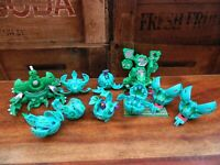 Bakugan Ventus Bundle of 12 inc Battle Gear - Battle Brawlers etc.